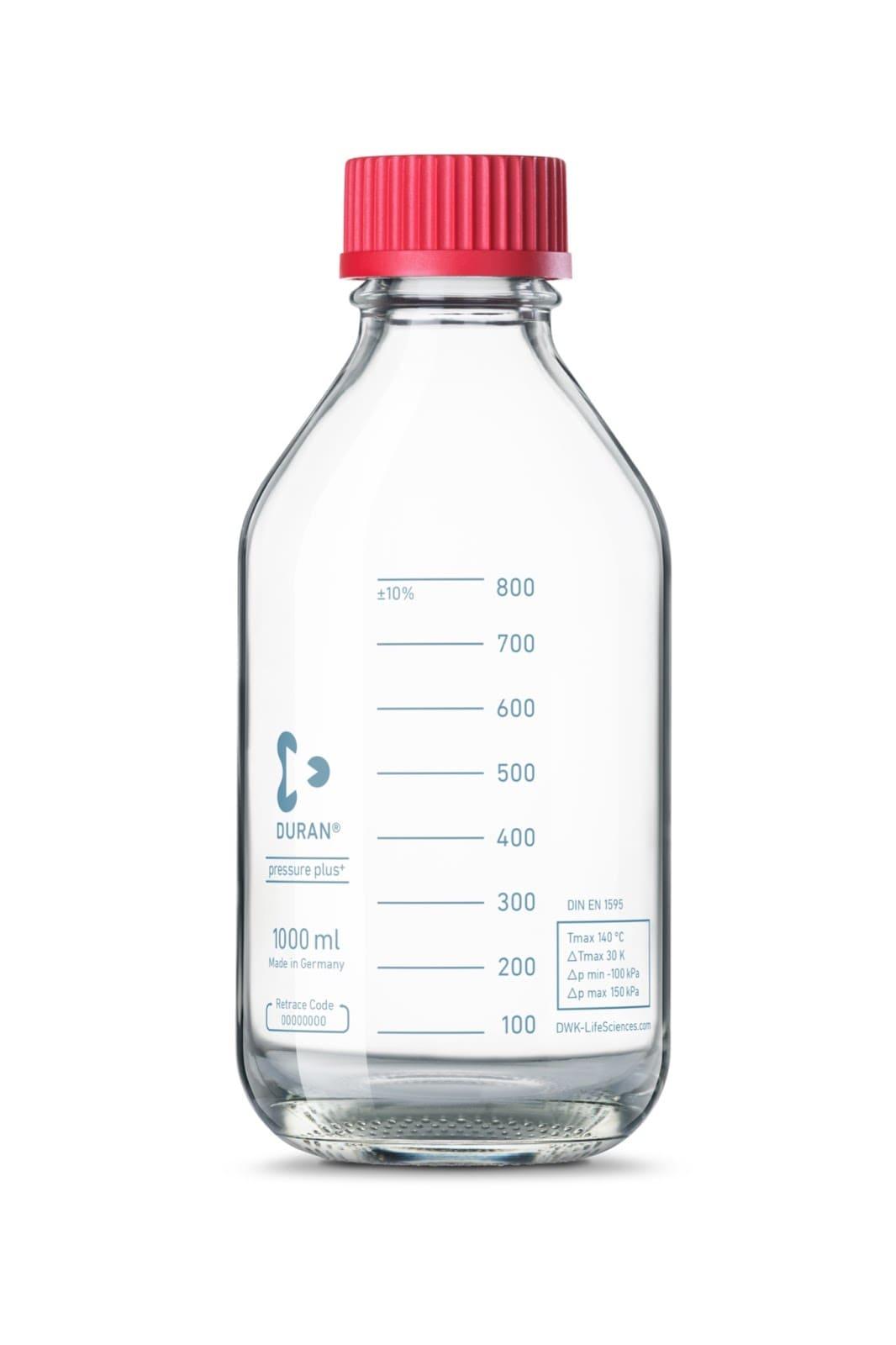 Pressure Resistant Laboratory Bottles
