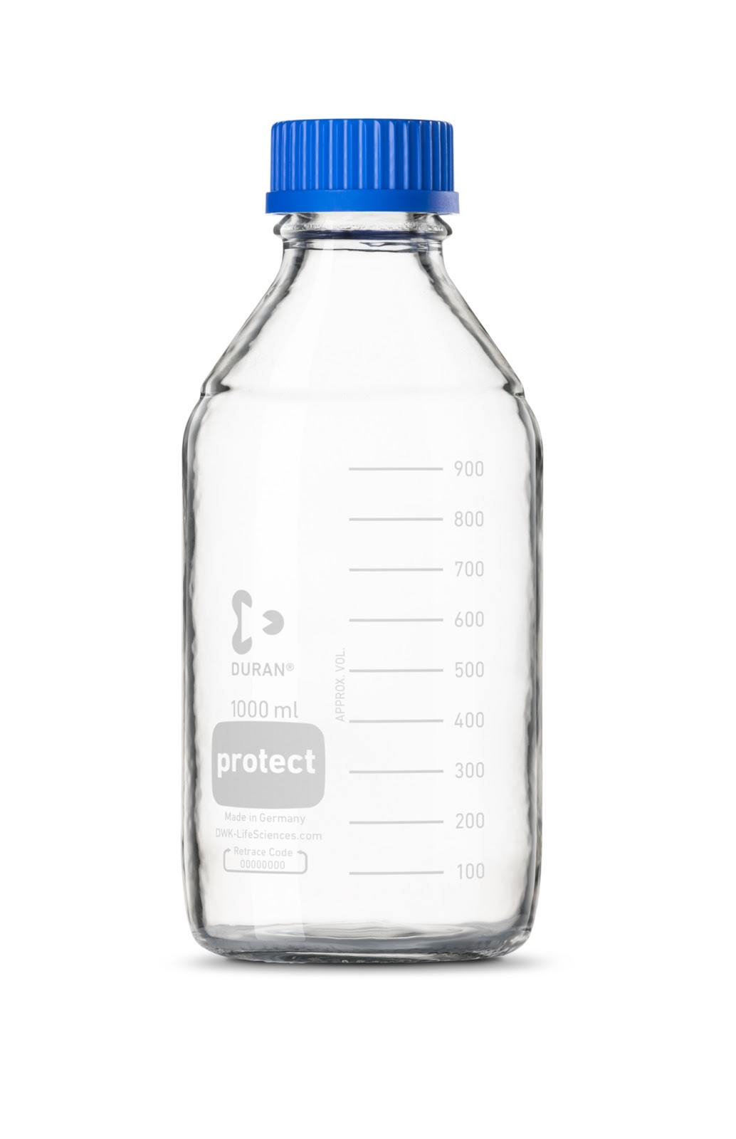 Plastic Coated Glassware