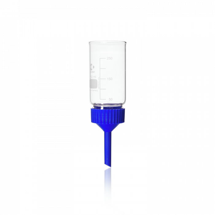 DURAN® Filter Funnel Head with PP Funnel, 250 mL