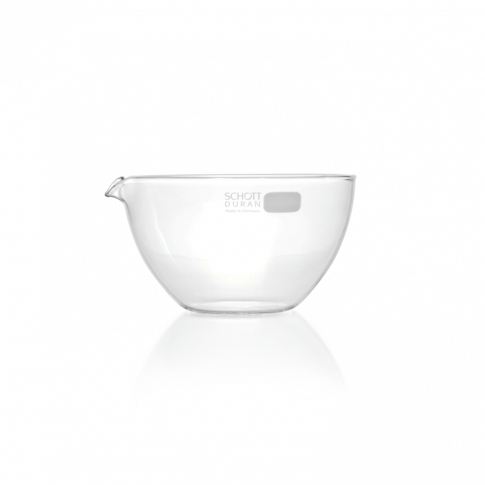 DURAN® Evaporating Dish, with spout, 600 mL
