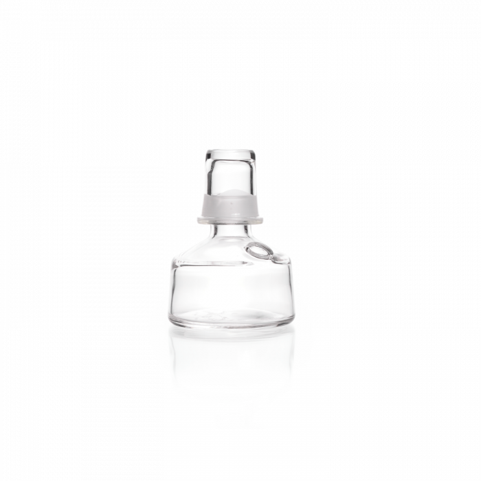 Spirit Lamp from Soda-lime Glass, without socket and wick, 100 mL