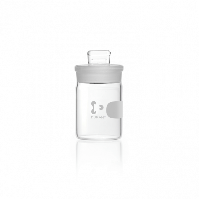 DURAN® Weighing Bottle, with ground lid, high form, 20 mL