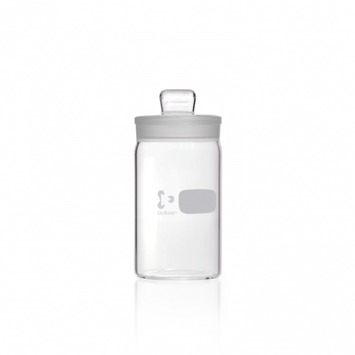 DURAN® Weighing Bottle, with ground lid, high form, 70 mL