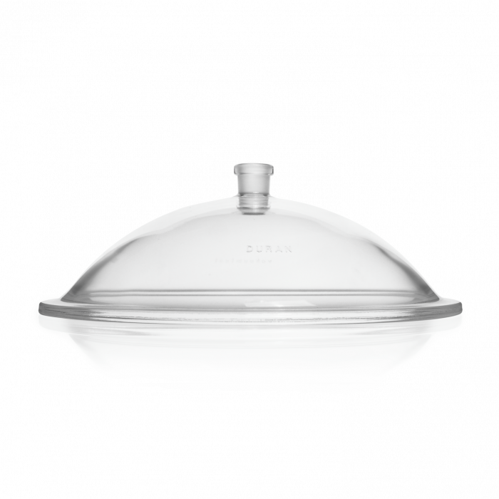 DURAN® Desiccator Lid, NOVUS type, with NS 24/29 outlet, DN 300