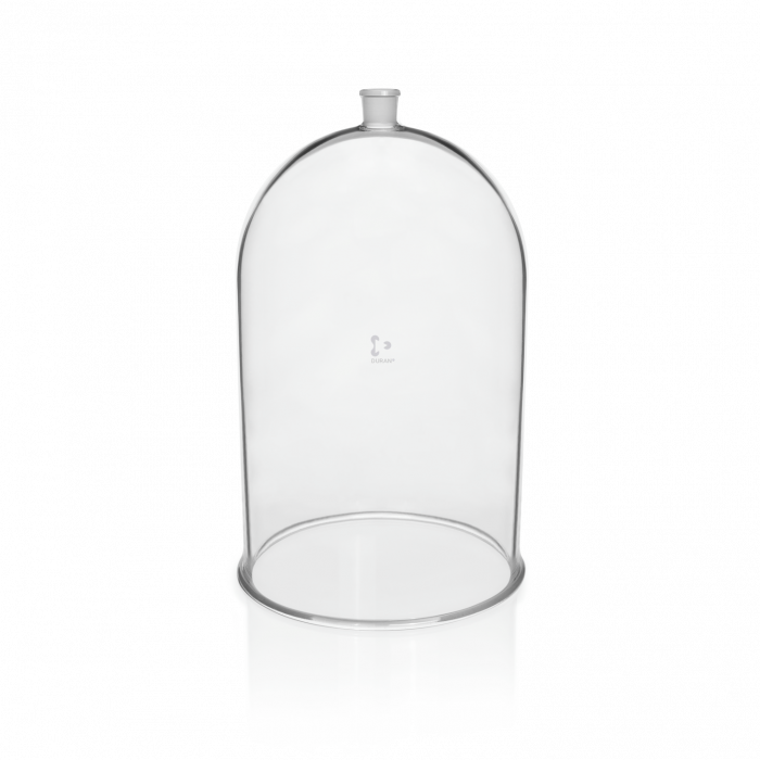 DURAN® Bell Jar, with aperture in Neck, NS 34/35, Ø 315 mm