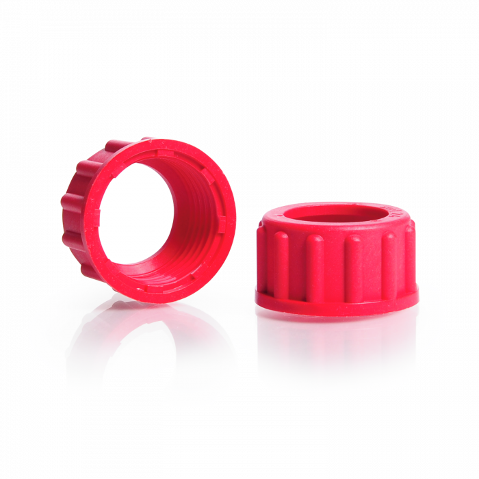 Screw Cap with Aperture, for DURAN® Safety Joints, NS 24