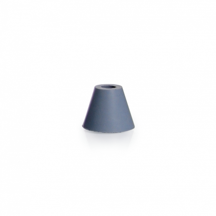 Rubber Conical Gasket Guko, made from EPDM, for filtering flasks, Ø 12 mm