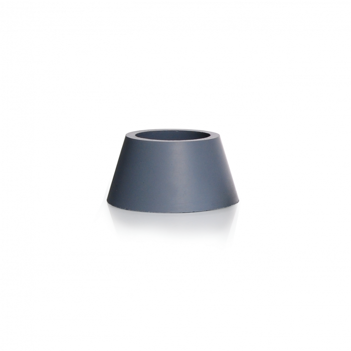 Rubber Conical Gasket Guko, made from EPDM, for filtering flasks, Ø 52 mm