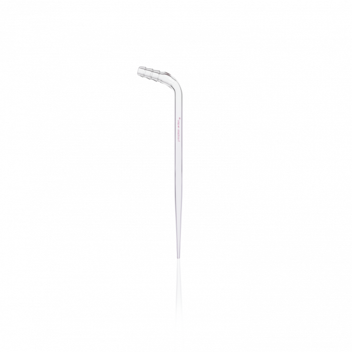 KIMBLE® Bleed Type Inlet Adapter With Hose Connection