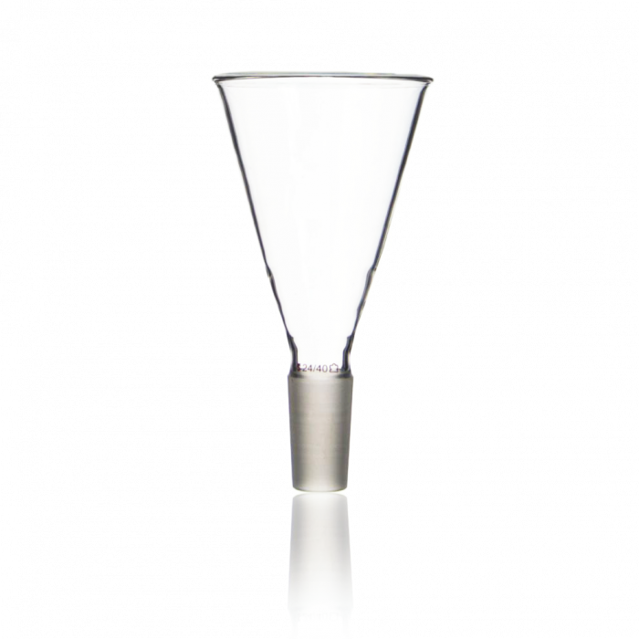 KIMBLE® KONTES® Jointed Powder Addition Funnel, 24/40