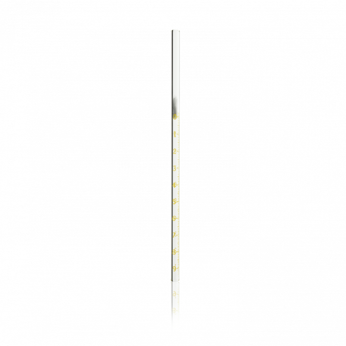 KIMBLE® Wintrobe Erythrocyte Sedimentation Rate (ESR) Tube, Open at Both Ends, Calibration in Yellow