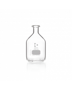 DURAN® Microbiology Bottle Narrow Neck Unground Branded