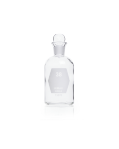 KIMBLE® BOD Bottles, With Stopper and With Numbers