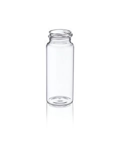 KIMBLE® EPA Water Analysis Vial Without Closure, Clear
