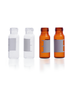 WHEATON® µL MicroLiter® 76-Series Vials™ 12 x 32 mm With Limited Volume Inserts Without Inserts