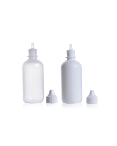 WHEATON® Dropping Bottle with Tip and Cap, 125 mL