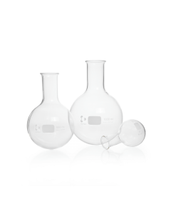 DURAN® Round Bottom Flask Narrow Neck