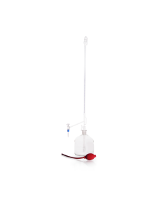DURAN® Automatic Burette, Class AS, Pellet-type, with glass key
