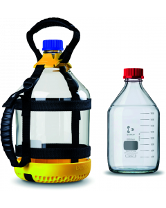 DURAN® Bottle Carrying System for the 5 L DURAN® GL 45 Bottle Supplied without glass bottle