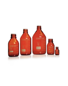DURAN® PURE Bottle Amber