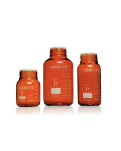 DURAN® PURE GLS 80® Bottle Amber