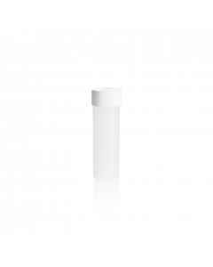 KIMBLE® 7 mL Polyethylene Scintillation Vial With Unattached Cap