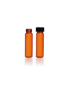 KIMBLE® Amber Sample Vial