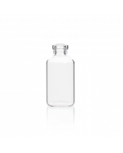KIMBLE® Clear Glass Serum Vial Without Closure