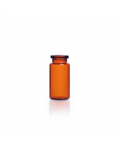 KIMBLE® Amber Glass Serum Vial