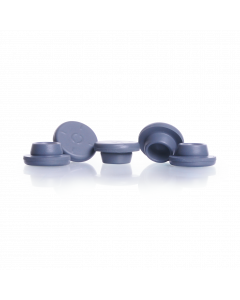 KIMBLE® Gray Butyl Rubber Stoppers