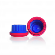 DURAN® Tamper Evident Screw Cap, Plug sealing