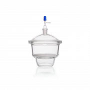 DURAN® Vacuum Desiccator, with porcelain plate