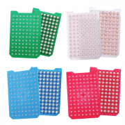 WHEATON® MicroLiter Plate Sampling System™ μLmats™ With Septa or Stopper, PTFE / Silicone Stopper