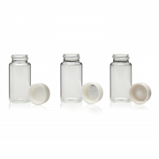 WHEATON® Liquid Scintillation Vials, Caps Packaged Separately