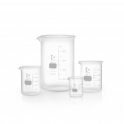 DURAN® Beaker, low form, with spout, 2000 mL