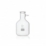 DURAN® Filtering Flask with glass hose connection, Bottle shape, 20000 mL