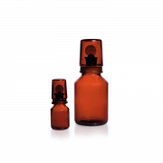 DURAN® Acid Storage Bottle Amber, Individual components