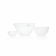 DURAN® Evaporating Dish, with spout, 2500 mL