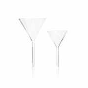 DURAN® Funnel ribbed