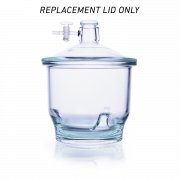 KIMBLE® Borosilicate Desiccator Cover Only, 200 mm