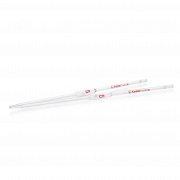 KIMBLE® KIMAX® Volumetric Pipet, Class A, TD, Batch Certified and Serialized, 4 mL