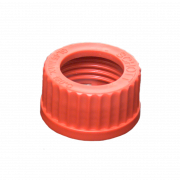 KIMBLE® Filtration Adapter Assembly Replacement Caps, PBT GL-45 Cap With 34 mm Opening