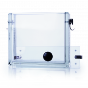 KIMBLE® KONTES® TLC Developing Tank With Latch Lid and Aluminum Rack