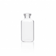 KIMBLE®Clear Glass Serum Vial Without Closure, 6mL, 20mm
