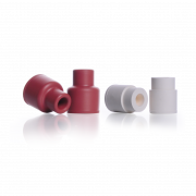 KIMBLE® Plug-Type Rubber Sleeve Stoppers, 7 mm