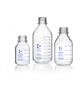 DURAN® Laboratory Bottle pressure plus+ Clear without screw cap and pouring ring