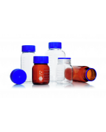 KIMBLE® GLS 80® KimCote® Laboratory Bottle GLS80 Amber
