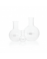 DURAN® Flat Bottom Flask Wide neck
