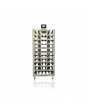 WHEATON® R2P™ 2.0 Roller Rack Apparatus, Top Drive Production Spacing, 55 Bottle Positions