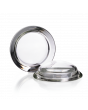 DURAN® Blank for Flat Flange Lids, low form, unground, DN 60